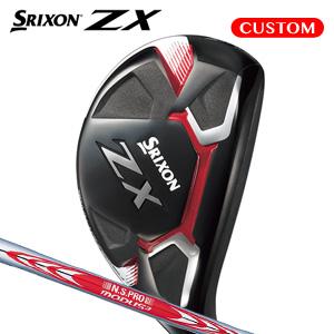 2020年モデル ダンロップ スリクソン ZX ハイブリッド N.S.PRO MODUS3 120 TOUR スチールシャフト カスタムオーダー 超特価 srixon 通販 日本正規品