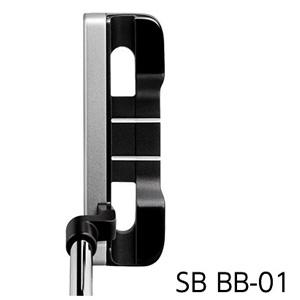 プロギア Silver-Blade BB(シルバーブレード ビービー) パター オリジナルスチールシャフト