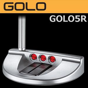 【即納】 タイトリスト スコッティキャメロン GOLO GOLO5R パター(日本正規品/2015モデル)【マレットタイプ】