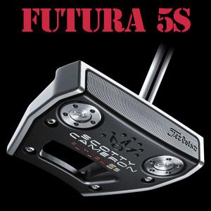 タイトリスト スコッティキャメロン 17 Futura(フューチュラ) 5S パター(日本正規品)
