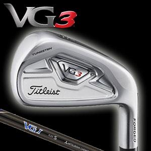 タイトリスト VG3 アイアン単品(#4,#5) VG3 タイトリスト タイトリスト VGI VGI カーボンシャフト(日本正規品), ふとんのわた勇:2834cb67 --- reisotel.com