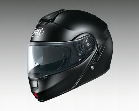 【SHOEI・ショウエイ】NEOTEC ネオテック システムヘルメット ブラック【送料無料!】(※一部地域を除く)