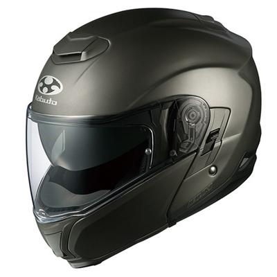 【OGK・オージーケー】IBUKI いぶき システムヘルメット フラットロイヤルガンメタ