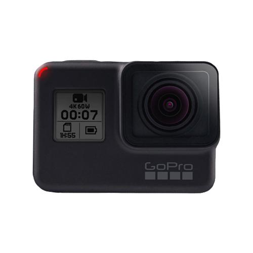 【GoPro・ゴープロ】GoPro HERO7 BLACK ヒーロー7  ブラック CHDHX-701-FW