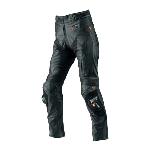 【HYOD・ヒョウドウ】HSP019SPD ST-X D3O® LEATHER PANTS(BOOTS-OUT) ブラック
