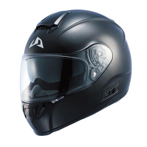 【NANKAI・ナンカイ・南海部品】FN-16 ヘルメット メタリックブラック