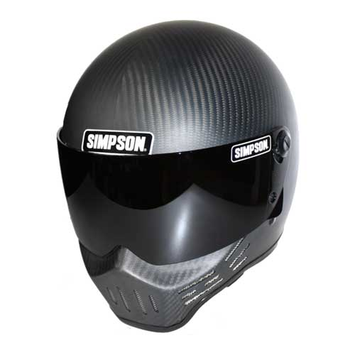 【SIMPSON・シンプソン】MODEL30(M30) モデル30 マットカーボン