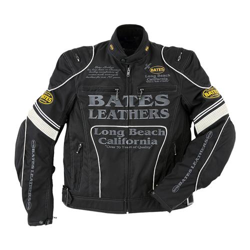 【値下げしました!】【BATES・ベイツ】【秋冬物】BJ-NA1851RS ナイロンジャケット(インナー付き) アイボリー