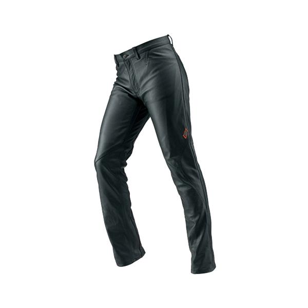【HYOD・ヒョウドウ】HSP801D ST-X Lite D3O#174; LEATHER PANTS (RIDE-STRAIGHT) BLACK【送料無料!】(※一部地域を除く)