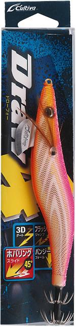 買取 新作多数 ネクストステージに導くニューエギングスタイル オーナー Draw4 ドローフォー 41~59 カラー 31881 3.0号