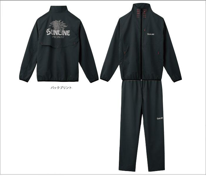 サンライン ライトストレッチスーツ SUW-3226