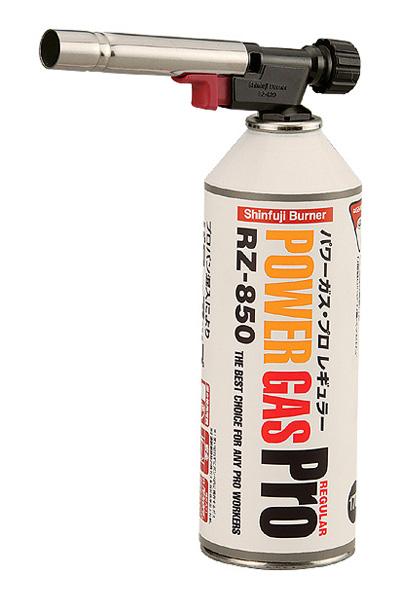 パワートーチ RZ-820B サイズ:150×67×H230mm ※お取寄商品