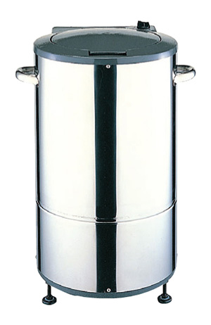 VS-500A 野菜脱水機 投入量:10kg サイズ:幅500mm×奥行422mm×高さ718mm ※お取寄商品