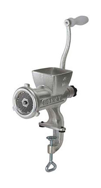 手動挽肉機 ミートチョッパー No.10 サイズ:幅250mm×奥行103mm×高さ300mm ※お取寄商品