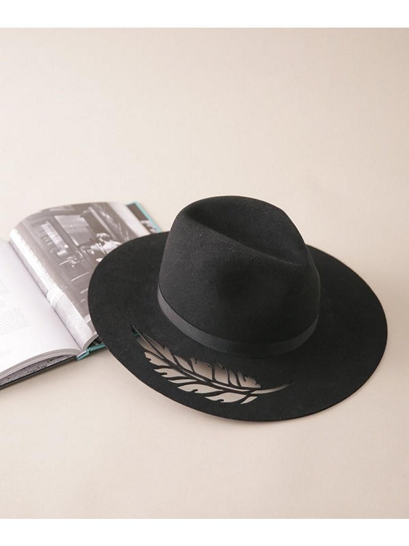 [Rakuten BRAND AVENUE]【SALE/40%OFF】FEATHER HAT MAISON Birth ナノユニバース 帽子/ヘア小物【RBA_S】【RBA_E】【送料無料】