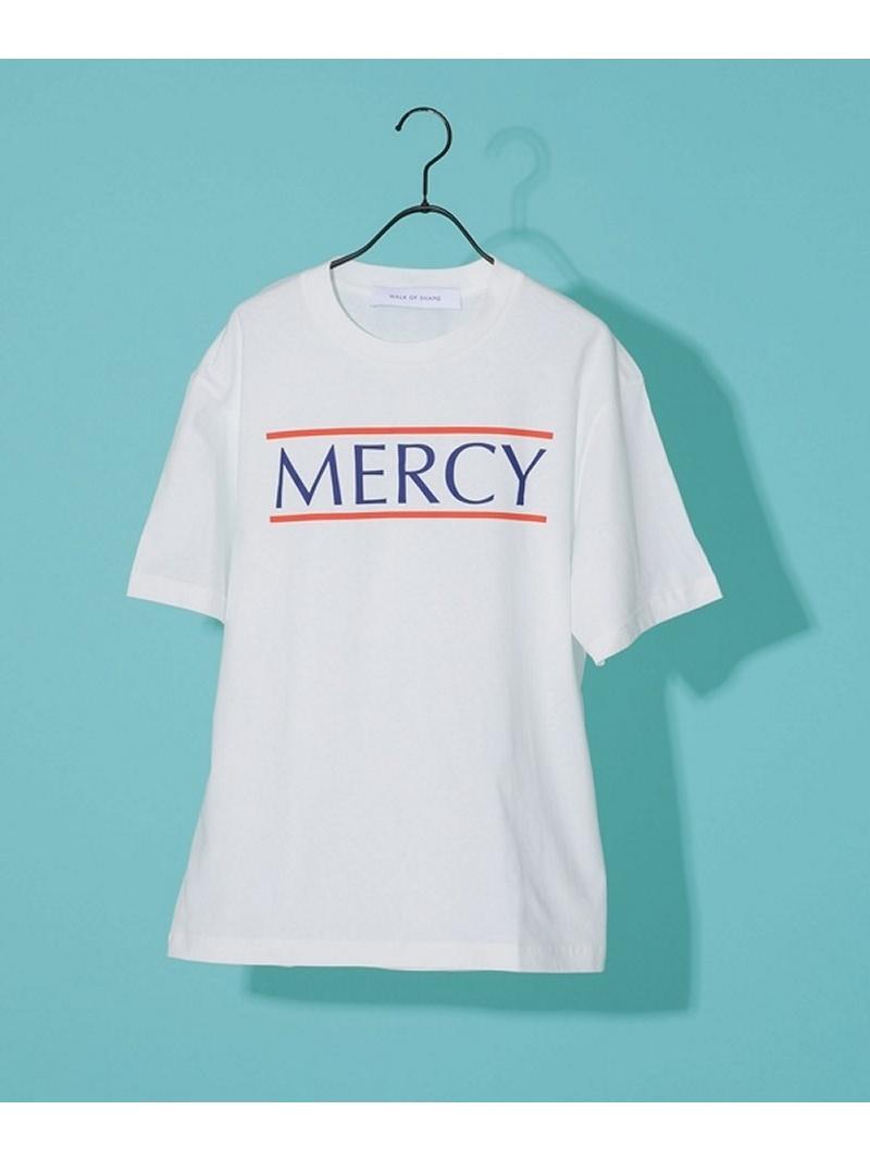[Rakuten BRAND AVENUE]MERCY Tシャツ WALK OF SHAME ナノユニバース カットソー【送料無料】
