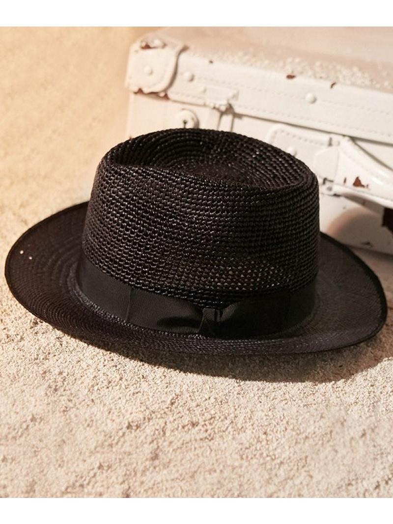 [Rakuten BRAND AVENUE]【SALE/40%OFF】PANAMA HAT RACAL ナノユニバース 帽子/ヘア小物【RBA_S】【RBA_E】【送料無料】