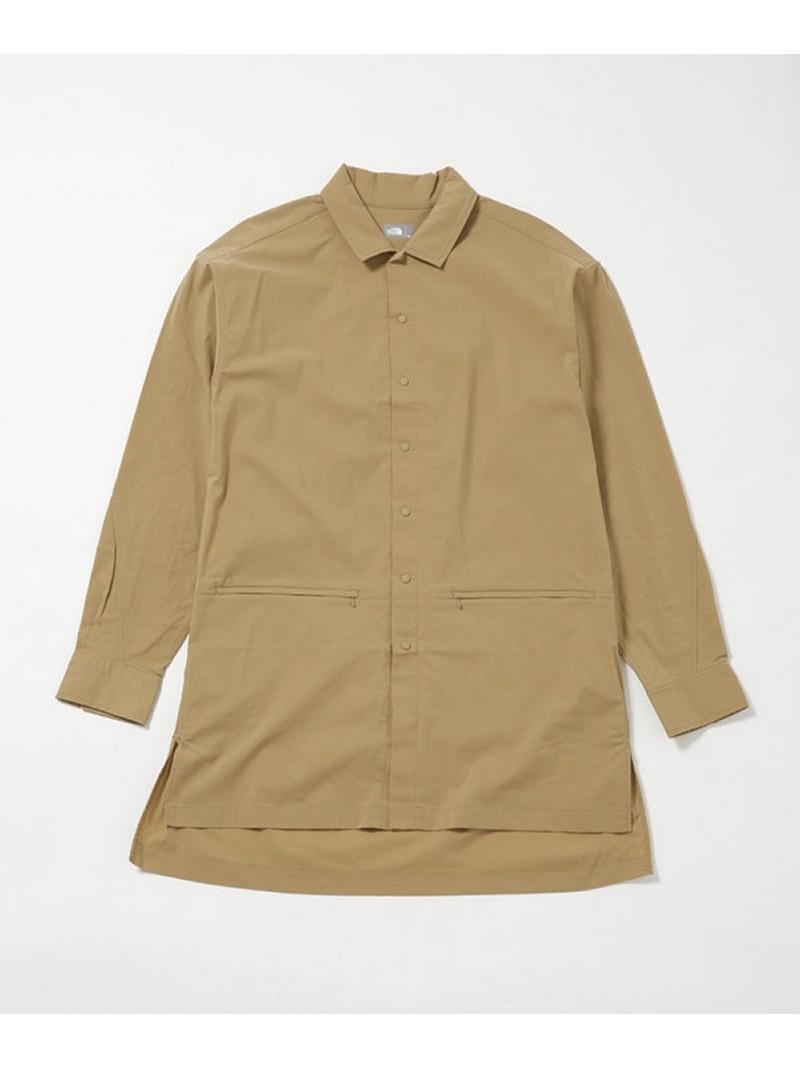 [Rakuten BRAND AVENUE]【SALE/50%OFF】Utility Shirt Coat THE NORTH FACE ナノユニバース コート/ジャケット【RBA_S】【RBA_E】【送料無料】