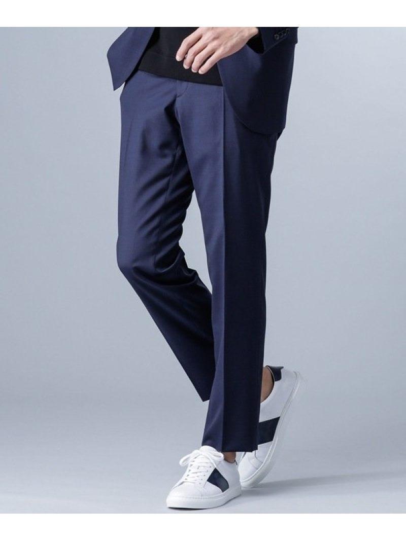 [Rakuten Fashion]【SALE/20%OFF】ナノセンサーHOMECLEANINGコンフォートパンツ nano・universe ナノユニバース パンツ/ジーンズ フルレングス ネイビー グレー【RBA_E】【送料無料】