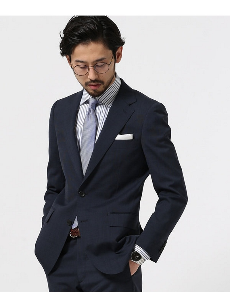 [Rakuten BRAND AVENUE]CORDURA STRETCH SD JK the.first.floor. ナノユニバース コート/ジャケット【RBA_S】【送料無料】
