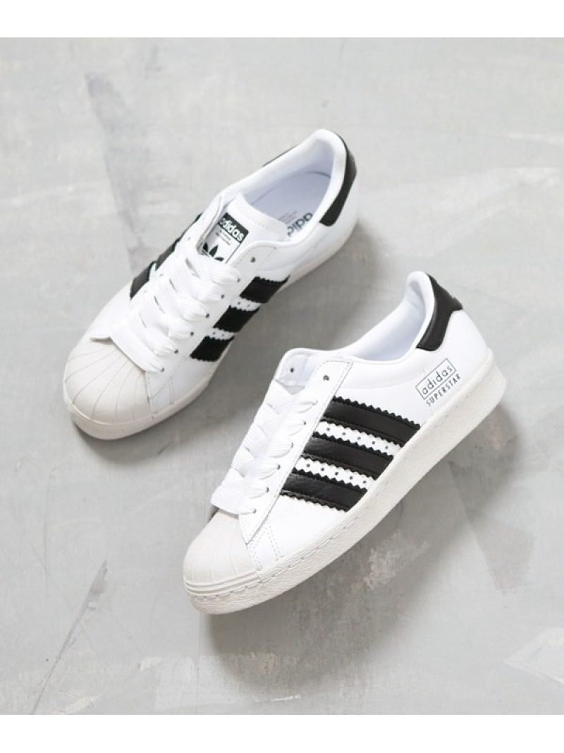 [Rakuten BRAND AVENUE]【SALE/20%OFF】SUPERSTAR 80s adidas ナノユニバース シューズ【RBA_S】【RBA_E】【送料無料】