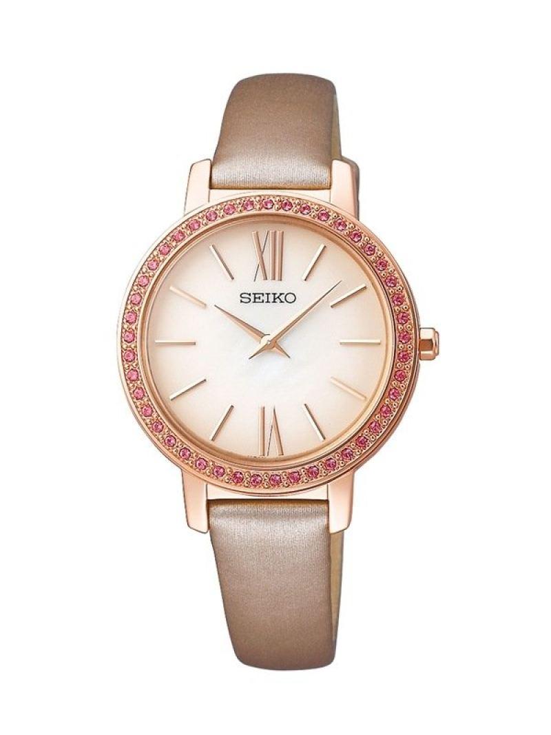 [Rakuten Fashion]STPR062 SEIKO ナノユニバース ファッショングッズ 腕時計 ピンク【送料無料】