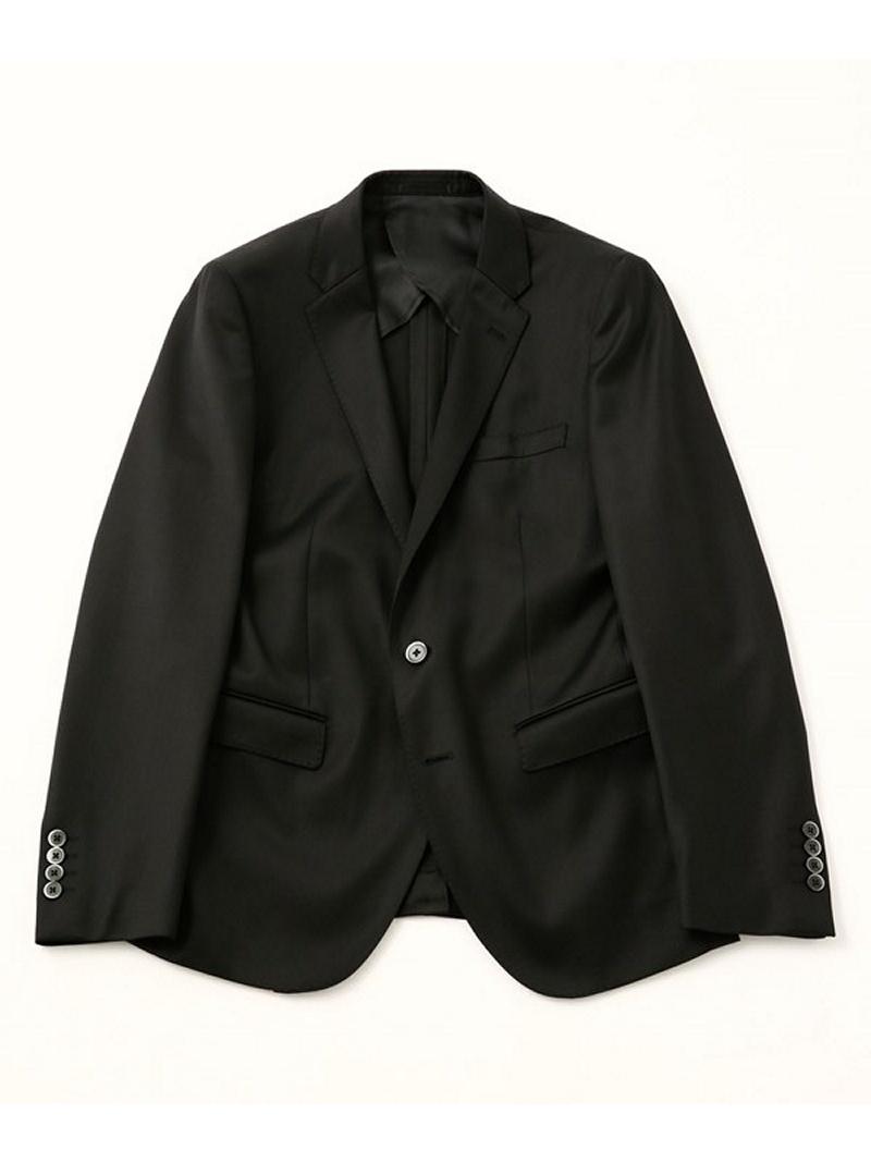 [Rakuten BRAND AVENUE]シルク混ベネシャンシングルジャケット nano・universe ナノユニバース コート/ジャケット【送料無料】