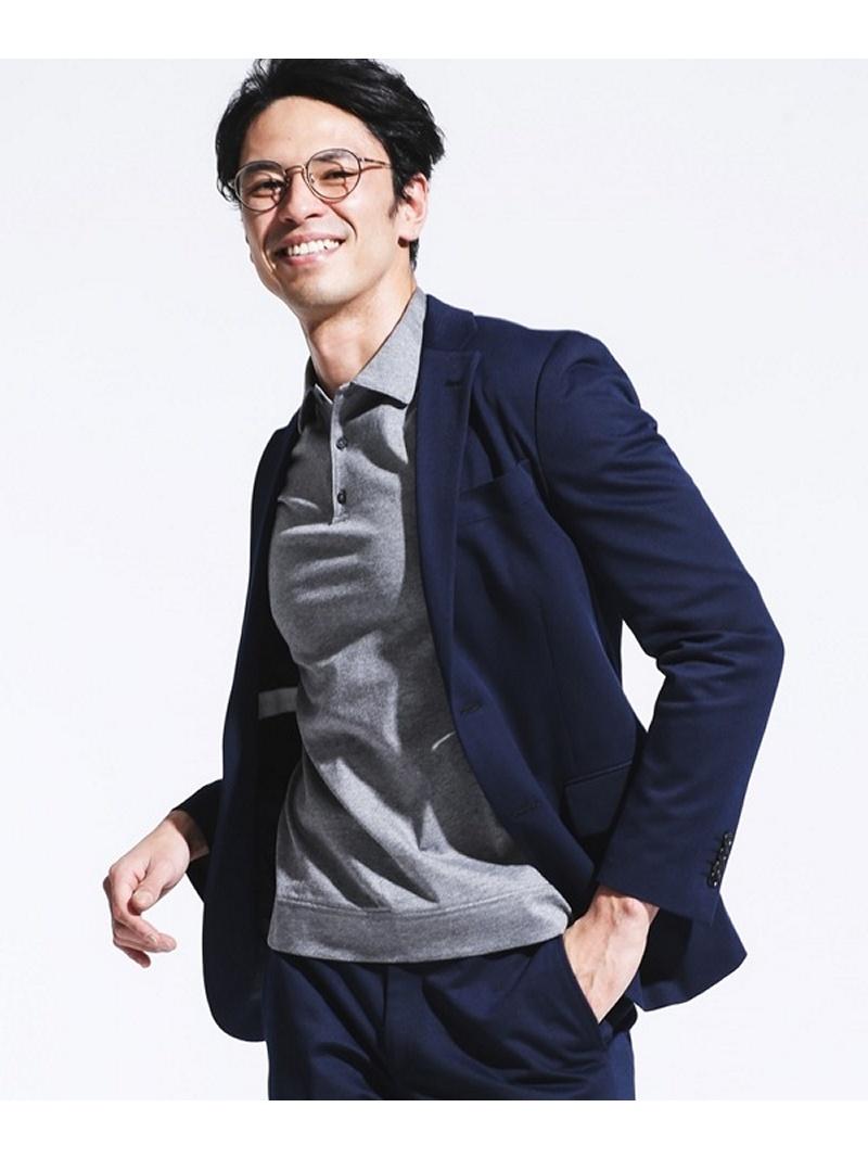 [Rakuten BRAND AVENUE]SL 28G バーズアイトリコットジャケット nano・universe ナノユニバース コート/ジャケット【送料無料】