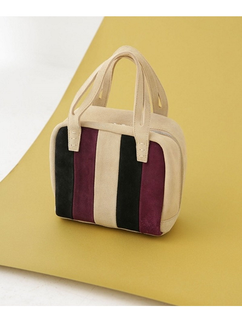 [Rakuten BRAND AVENUE]【SALE/40%OFF】HAPPY-combination BAG A VACATION ナノユニバース バッグ【RBA_S】【RBA_E】【送料無料】