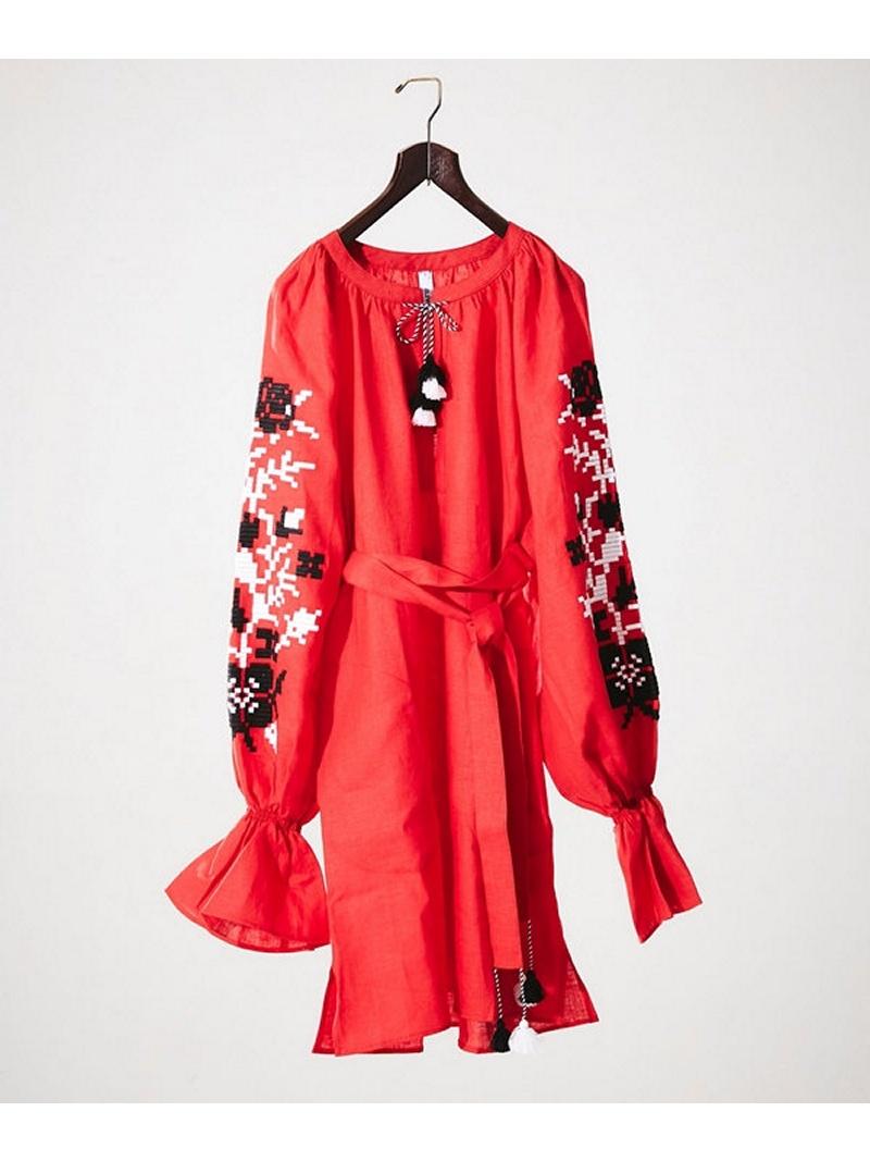 [Rakuten BRAND AVENUE]【SALE/10%OFF】ADELE mini dress 11-Mar ナノユニバース ワンピース【RBA_S】【RBA_E】【送料無料】