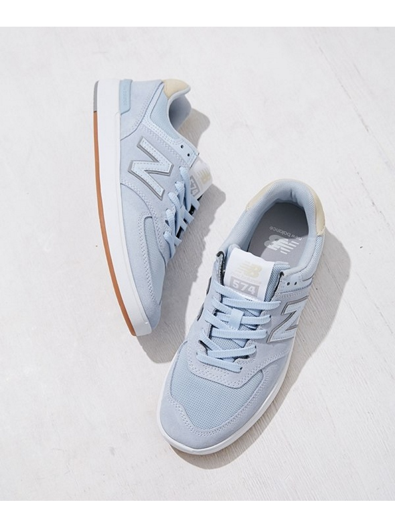 [Rakuten BRAND AVENUE]【SALE/10%OFF】AM574LBL newbalance ナノユニバース シューズ【RBA_S】【RBA_E】【送料無料】
