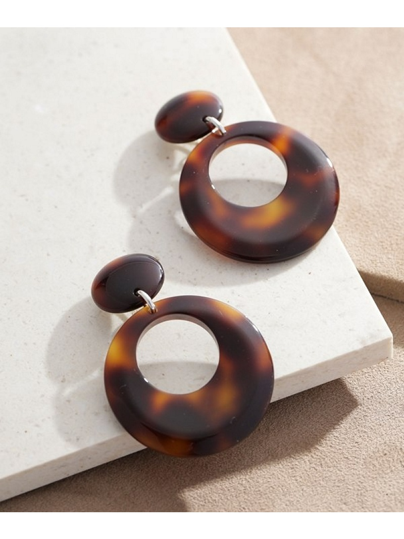 [Rakuten BRAND AVENUE]Vintage Crescent EarClips on the sunny side of ナノユニバース アクセサリー【送料無料】