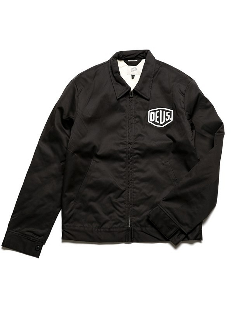 [Rakuten BRAND AVENUE]【SALE/20%OFF】Workwear Jacket Deus ex Machina ナノユニバース コート/ジャケット【RBA_S】【RBA_E】【送料無料】