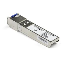 StarTech.com SFPモジュールJuniper製SFP-FE20KT15R13互換100Base-BX10-D準拠(SFPFE20KT5R3) 目安在庫=△