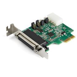 StarTech.com 4ポートRS232Cシリアル増設PCI Expressカード 16950 UART(PEX4S953LP) 目安在庫=△