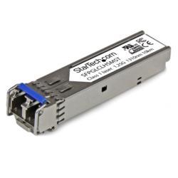 StarTech.com ギガビットSFP光モジュール シングル/マルチモード LC SFPGLCLHSMST 目安在庫=○