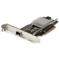 StarTech.com オープンSFP+対応10ギガビットLANカード PCIe対応 PEX10000SFPI 目安在庫=△