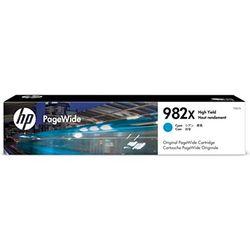 日本HP HP 982X インクカートリッジ シアン T0B27A 目安在庫=△