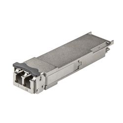 StarTech.com QSFPモジュ Cisco製WSP-Q40GLR4L互換 40GBase-IR4準拠光トランシーバ(WSP-Q40GLR4L-ST) 目安在庫=△