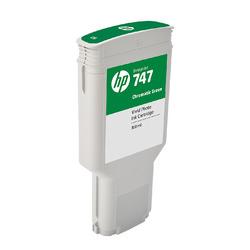 日本HP HP 747 インク CRグリーン 300ml P2V84A 目安在庫=○