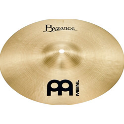 MEINL マイネル Byzance Traditional Series Splash B8S 仕入先在庫品