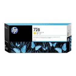日本HP HP728 インクカートリッジ イエロー300ml F9K15A 目安在庫=△
