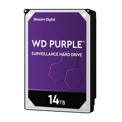 WESTERN DIGITAL WD140PURZ WD Purple SATA6Gb/s 512MB 14TB 7200rpm 3.5inch 目安在庫=○