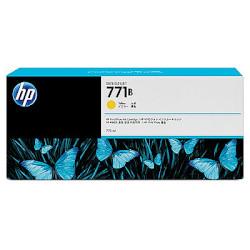 純正品 HP HP771B インクカートリッジ イエロー B6Y02A (B6Y02A) 目安在庫=○
