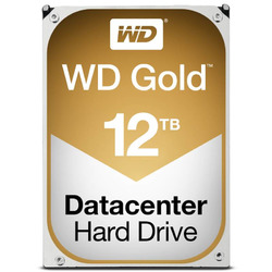 WESTERN DIGITAL WD Gold 3.5インチ内蔵HDD 12TB SATA6Gb/s 7200rpm 256MB WD121KRYZ 目安在庫=△