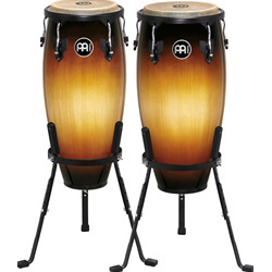 MEINL マイネル HEADLINER CONGA SERIES Wood Conga Set HC555VSB Vintage Sunburst 仕入先在庫品