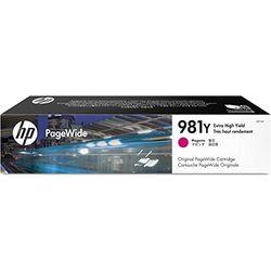 日本HP HP981Y インクカートリッジ マゼンタ(大容量) L0R14A 目安在庫=△