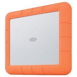 【P10E】ラシージャパン STHT8000800 LaCie Rugged RAID Shuttle USB-C 8TB(STHT8000800) メーカー在庫品