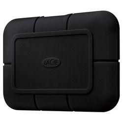 【P5E】ラシージャパン STHZ1000800 LaCie Rugged SSD Pro Thunderbolt 3 1TB(STHZ1000800) メーカー在庫品