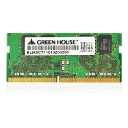 グリーンハウス GH-DNF2400-8GB PC4-19200 DDR4 SO-DIMM 8GB メーカー在庫品